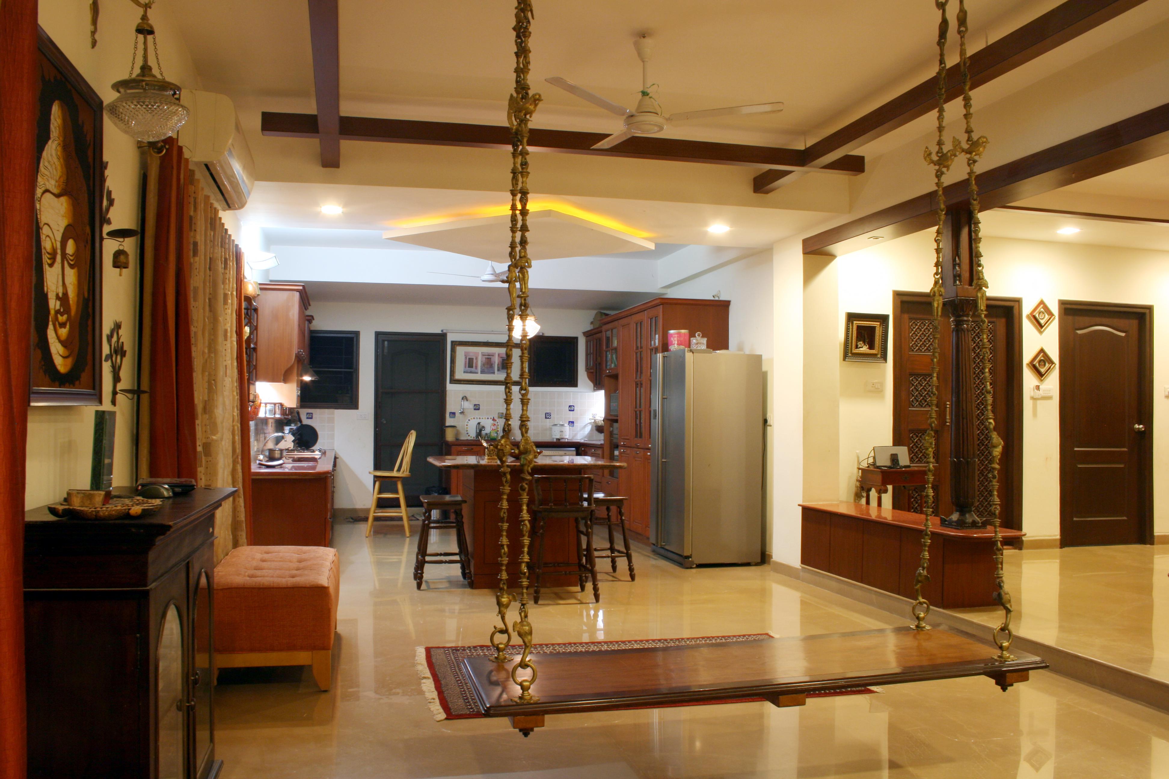 Residence of Mrs Vimala and Mr. Sriram