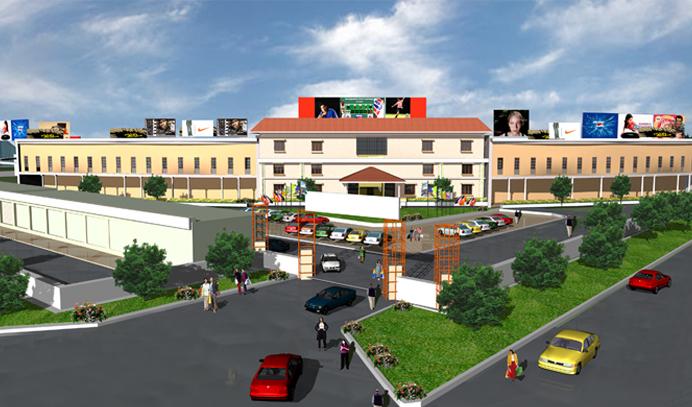 Rajiv Gandhi stadium, Nizamabad