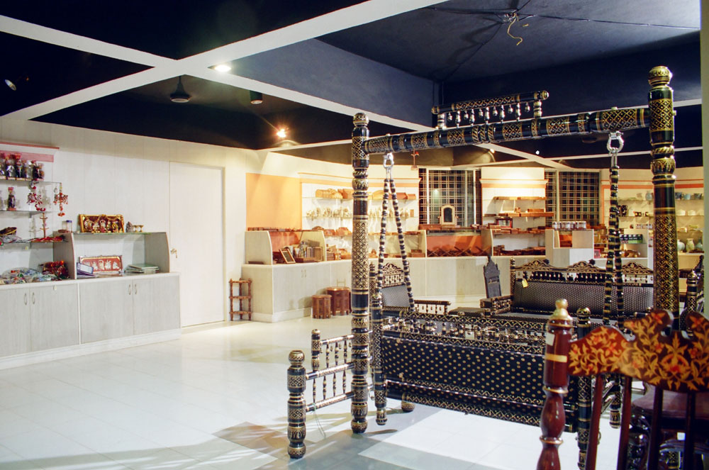 The Lepakshi store, Hyderabad