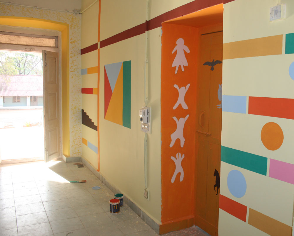 Playschool renovation in MCEME