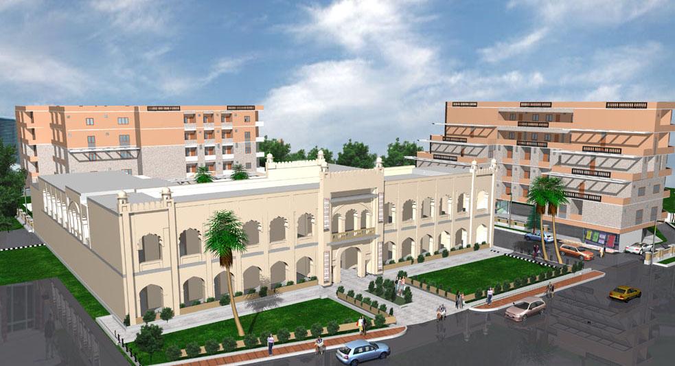 Nampally Sarai documentation and extension for GHMC